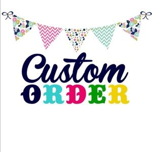 Custom Order Barb